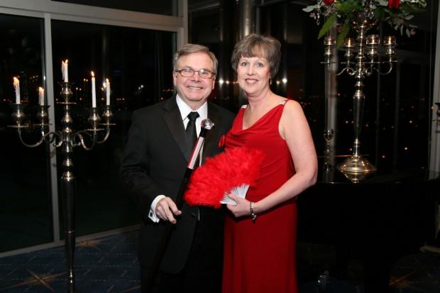 David and Carole Hunt
