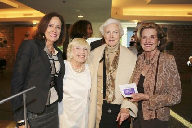 Brenda Fyfe, Marlene Birkman, Barbara Mahon, June VonWeise