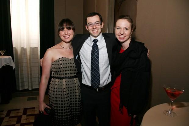 Becky Schwartz, Eric Abrams, Alisa Stoudt