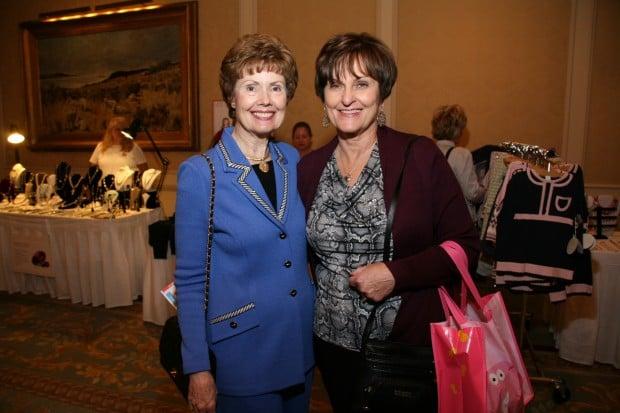 Joan Martin, Tina Doherty