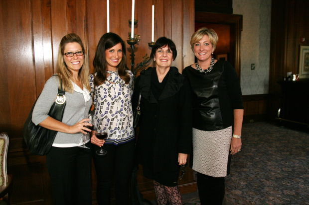 Sara LaRocca, Lindsey Bray, Mary Kay Schumacher, Marcia Niedringhaus