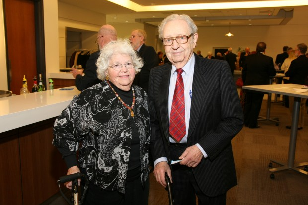 Rose and Charles Klotzer