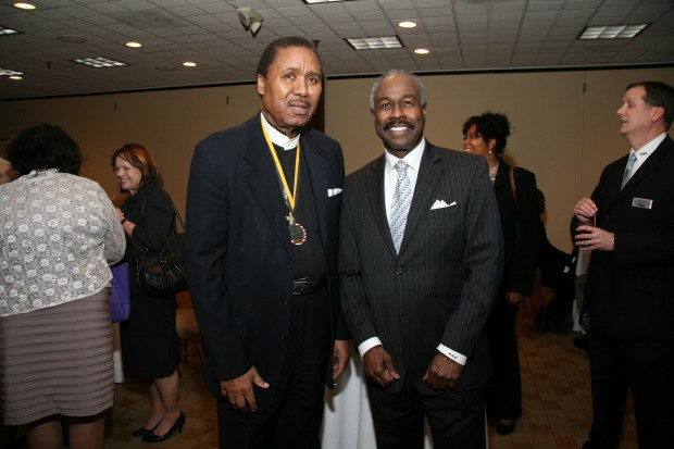Rev. Johhny Scott, James Neely