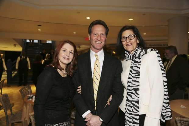 Melody Noel, Rand and Jan Goldstein