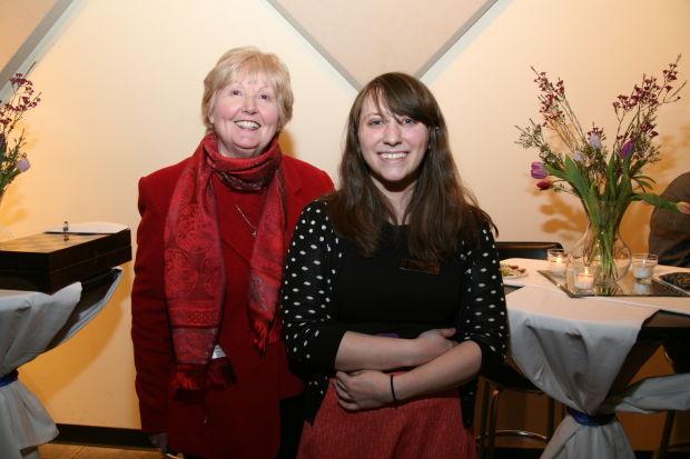 Sheila Rhoades, Emily Allred