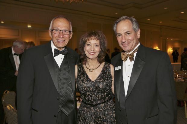 John Heskett, Marci Rosenberg, George Gladis