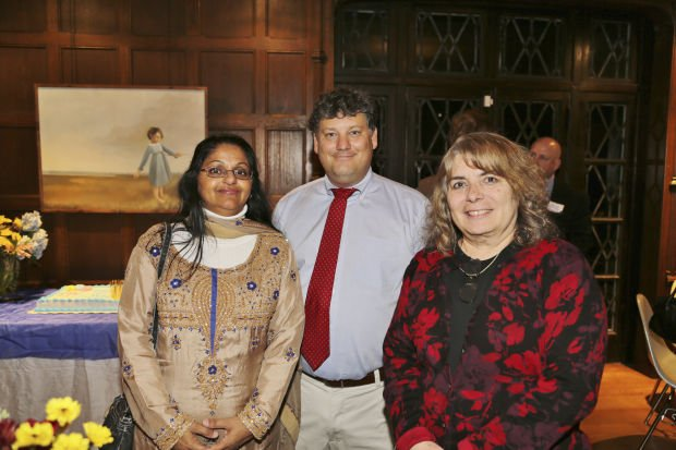 Dr. Wisha Chand, David Keinath, Ky Bashaw
