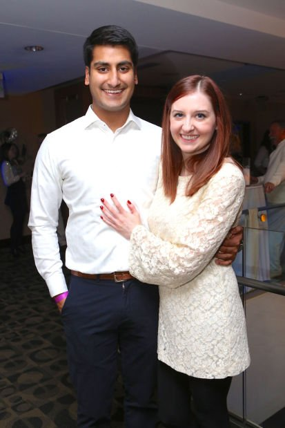 Amit Sood and Brianne Moylan