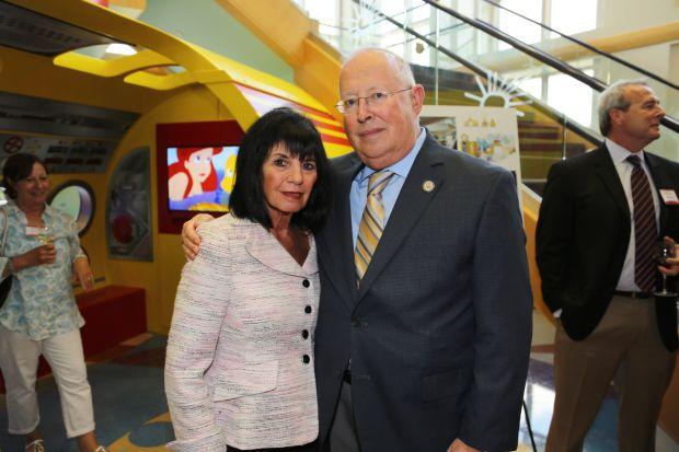 Marsha and Gerald Cohn