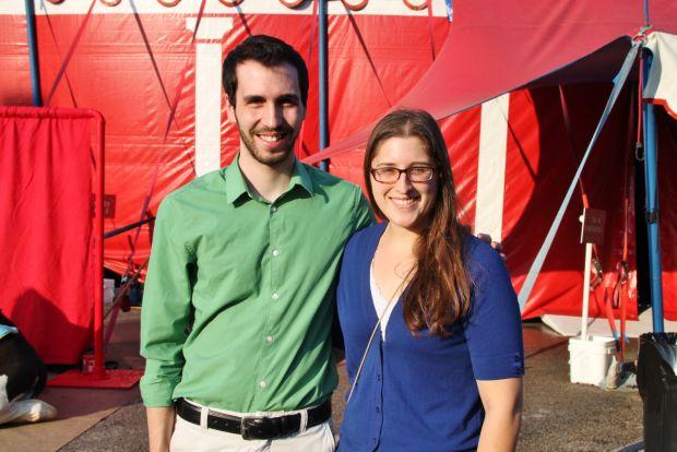 Andrew Brimer, Abby Cohen
