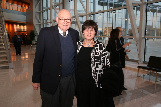 Robert and Barbara Cohn