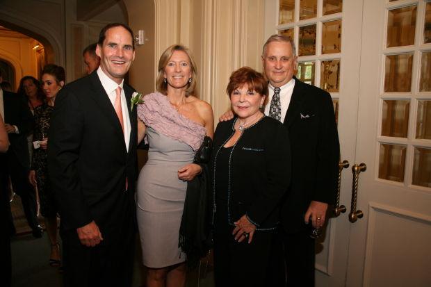 Rich and Stacey Liekweg, Elke and Paul Koch
