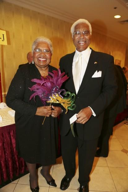 Sylvia and John Wright