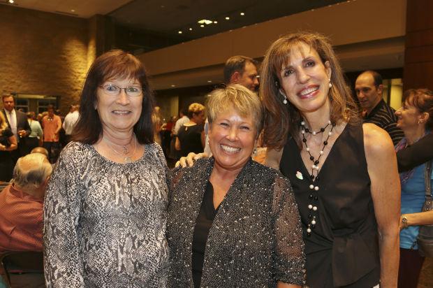 Cindy Woods, Marianne Bergamini, Kathy Manganaro