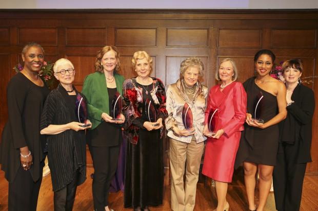 Cheryl Polk, Agnes Wilcox, Lydia Ruffin, Lynn Rubright, Joanne Kohn, Carol Voss, Andrea Purnell, Sara Burke