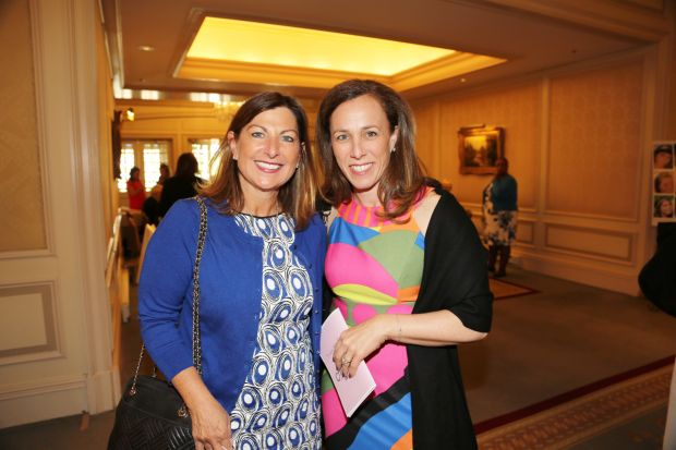 Judy Rosenthal, Karen Smoller