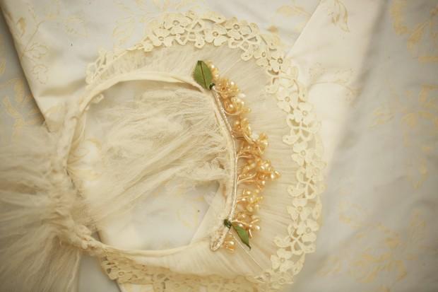 Wedding veil, 1941