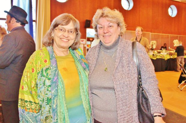 Phyllis Thorpe, Judy Rethwisch