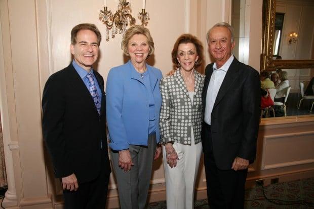 Fred Bronstein, Marsha Rusnack, Peggy Ritter, Barry Beracha