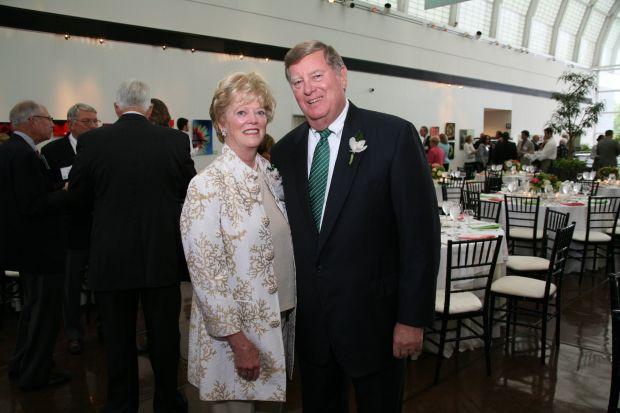 Ginny and John Rowe