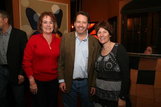 Maureen Barber Hill, Dan Kopman, Bethany Budde