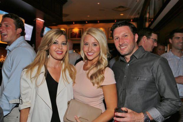 Melanie Moon, Ashley Beleos, Sean Abbott