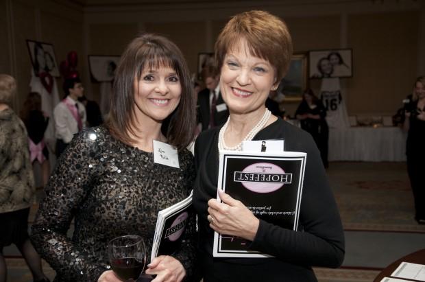 Kim Failla, Betty Wattenberg