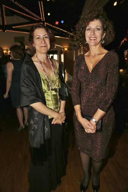 Olivia Lahs-Gonzales, Julie Tucker