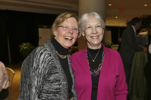Cathy Gidcumb, Wendy Borowsky