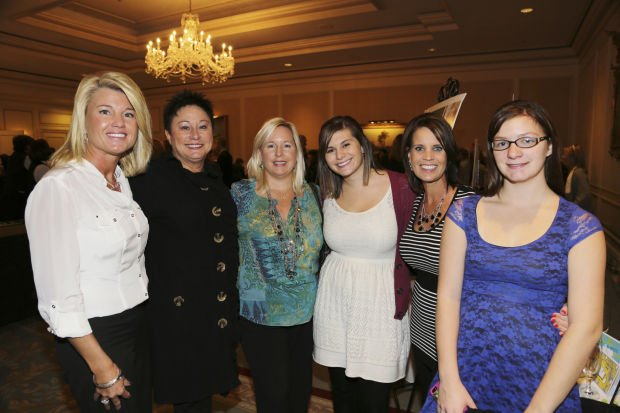 Friends of Kids with Cancer Fashion Show Lunch