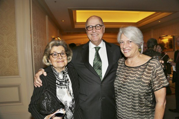 Barbara Goodman, Charles and Bunny Burson