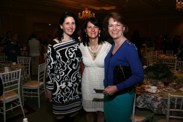 Rebecca Fischer, Vicky Hanzlik, Margo Schuman