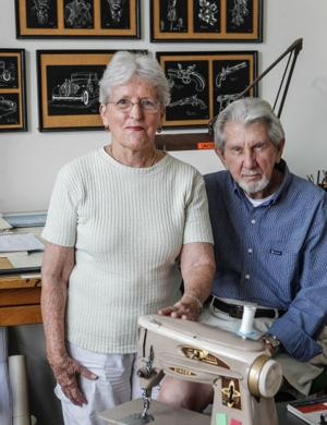 Betty and Carlo Bruno