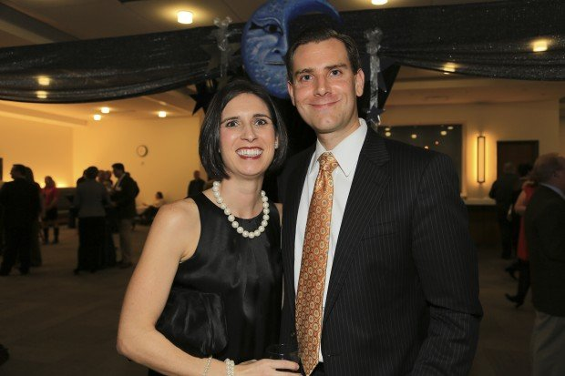 Kristen and Andy Meidler