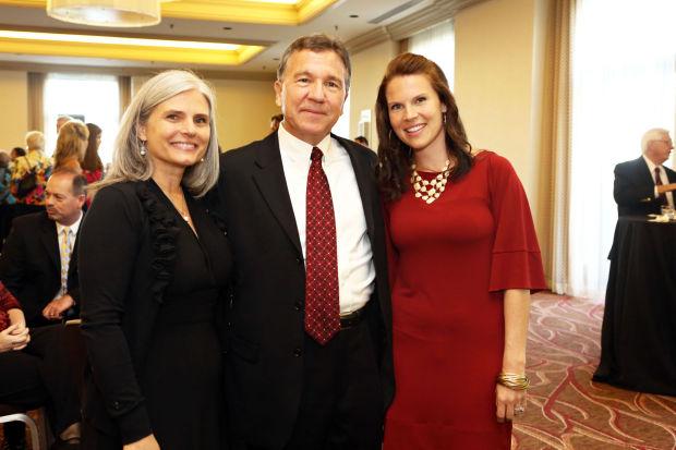 Cindy and Chuck Aranda, Charity Keeven