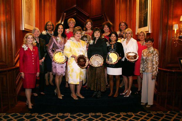 2014 Honorees with Nanci Bobrow, Joni Karandjeff, Judy Harris, Karen Castellano