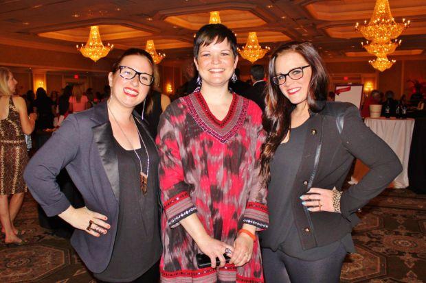 Molly M. Collier, Caroline Russell, Karina Tiller