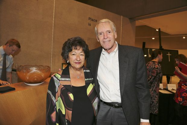 Nancy and Ken Kranzberg