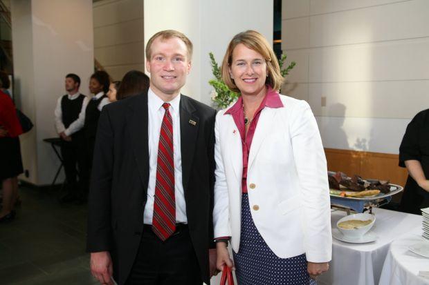 Peter Neidorff, Cindy Erickson