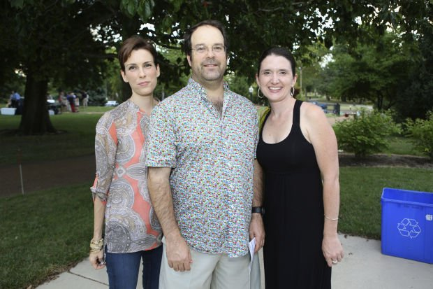 Laurie Swartz, Matt Ghio, Stephanie Noecker