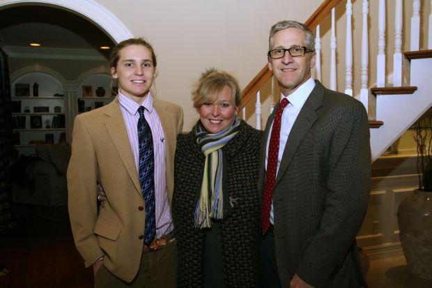 Henry Baer Jr., Laura Baer, Adam Baer Sr.
