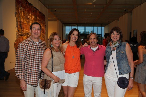 Dr. Larry and Debbie Levens, Julie and Michael Pepper, Kathy Finley