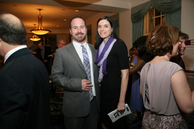 Martin and Kate Casas