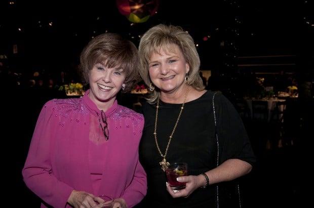 Sen. Jane Cunningham, Sharon Huber