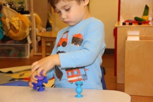 The Goddard School Preschooler-Approved Toy Test 2
