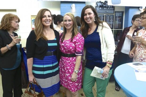 Mary McKaig, Shannon Barrett, Sara Anselment