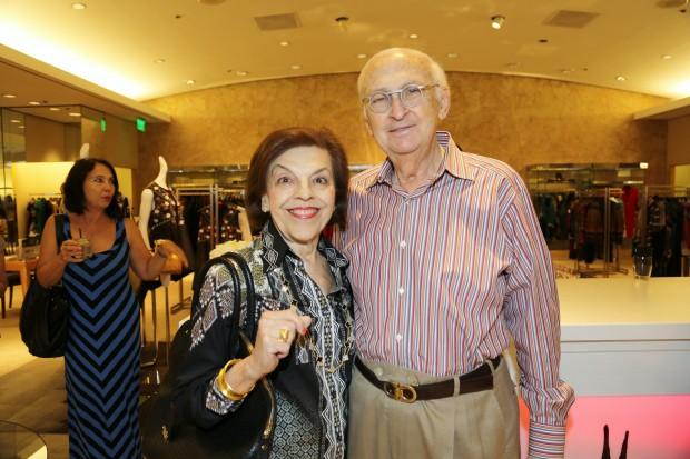 Jeanie and Gary Olshansky