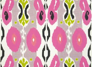 6 Girl's Room by Dottie Eaton Designers Guild ikat