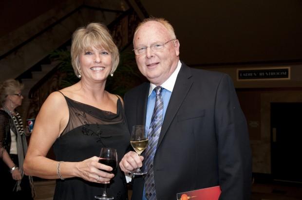 Cindy and Richard Robertson