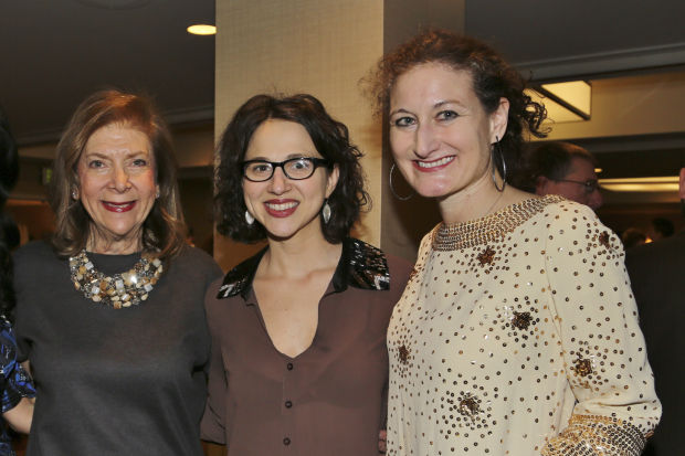 Phyllis Langsdorf, Elizabeth Tucker, Susan Barrett